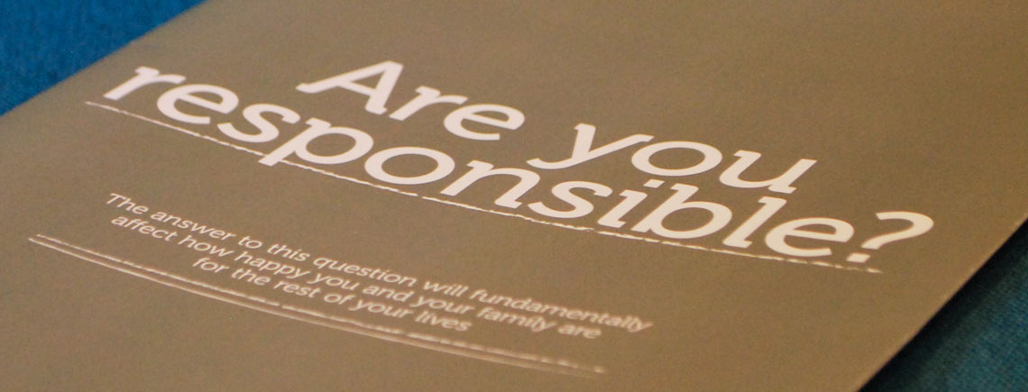 Lifetime Financial Responsibility - IDH Accountancy